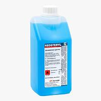 Жидкое дезинфекционное средство для обработки кожи рук Neosteryl 0,25 л. (голубой) флакон/спрей (Baltiachemi), фото 1