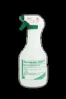 Спиртовмісний альдегідвмісний засіб для екстреної дезінфекції Аеродезин 2000, фото 1