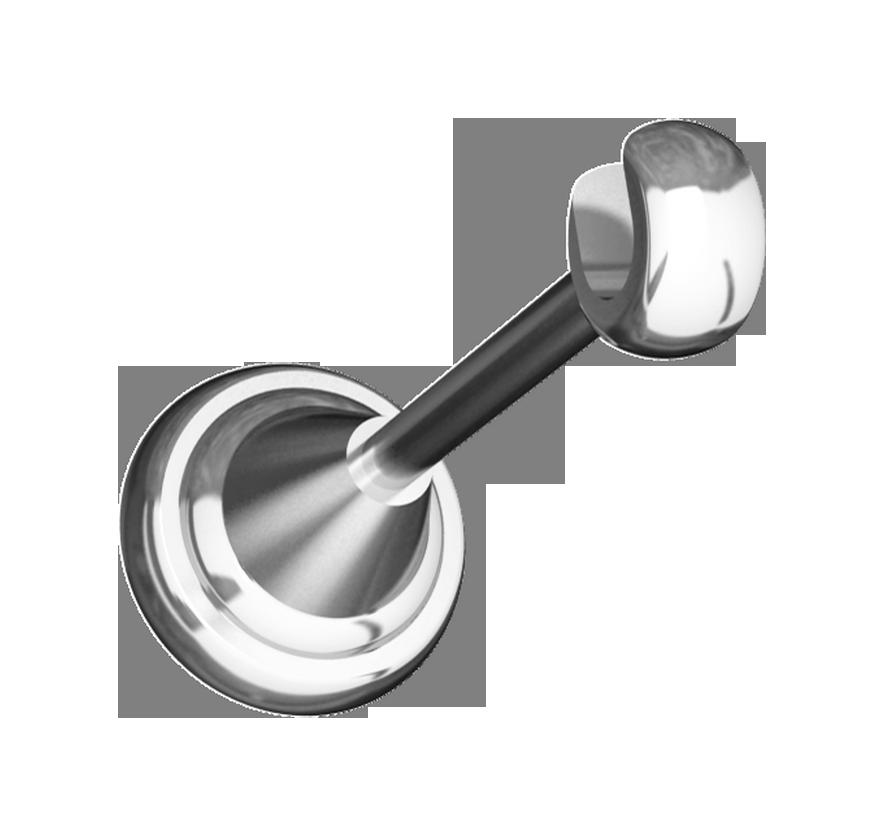 Кронштейн однорядный для трубы Ø28мм