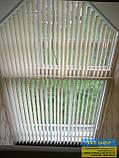 ЖАЛЮЗІ ВЕРТИКАЛЬНІ В ОФІС, КВАРТИРУ НА БАЛКОН з шириною ламелі 127мм тканина Line8004, фото 6