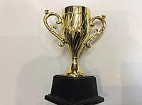 Кубок 18,5 см из металлизированного пластика, фото 1