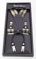 Подтяжки мужские для джинс или брюк Paolo Udini , фото 1