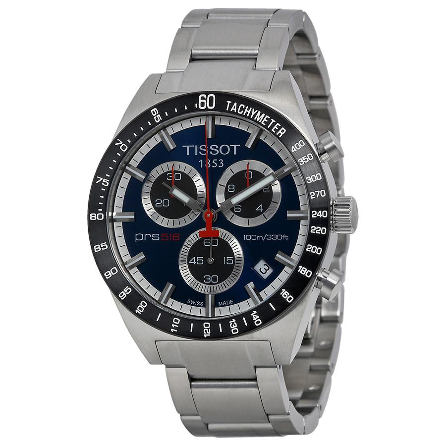 Часы мужские Tissot PRS 516 Quartz T044.417.21.041.00