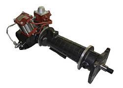 Пристрій і обслуговування гідропідсилювача керма трактора МТЗ 80-82