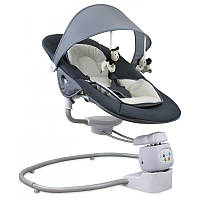 Кресло-качалка Baby Mix BY002 grey.