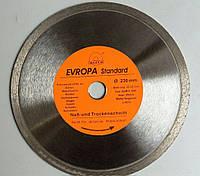 Диск алмазный по плитке Evropa 230*22.2 мм