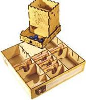 Следопыт карточная игра: Органайзер + Башня для кубиков (Pathfinder Adventure Card Game Organizer + Dicetower) настольная игра
