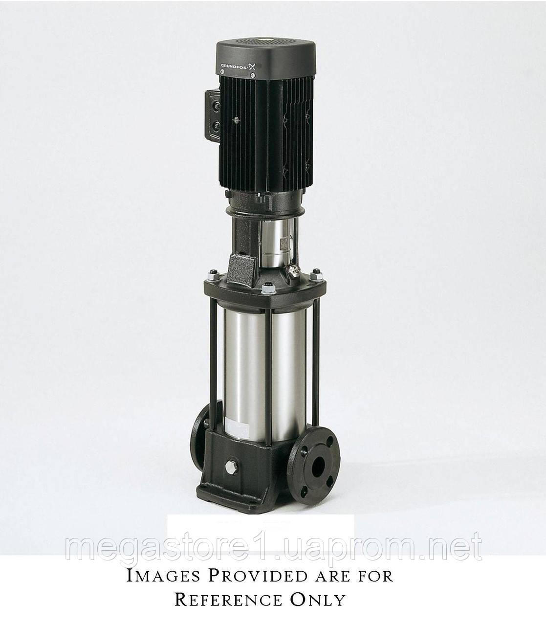 Насос Grundfos CR 1-10 вертикальный, многоступенчатый центробежный