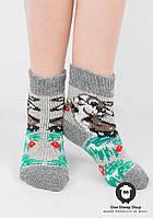 Шерстяные носки подростковые , фото 1