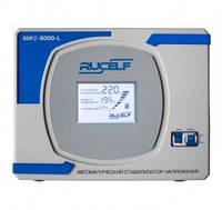 Стабилизатор напряжения Rucelf SDF II-10000-L (8000 Вт) электромеханический (для дома)