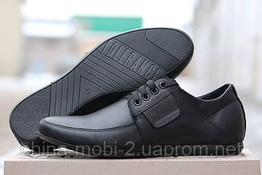 Туфли Vankristi (кожа) мужские кожаные туфли