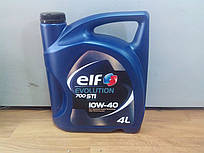 Масло моторн. ELF Competition STI 10/40 4л.