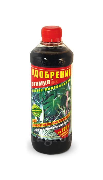 Органо-минеральное удобрение для лиственных 500 мл