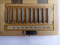 Меры длинны  концевые плоскопараллельные набор из стали твердого сплава №4 возможна калибровка в Укрцсм