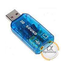 Звуковая карта USB 2.0
