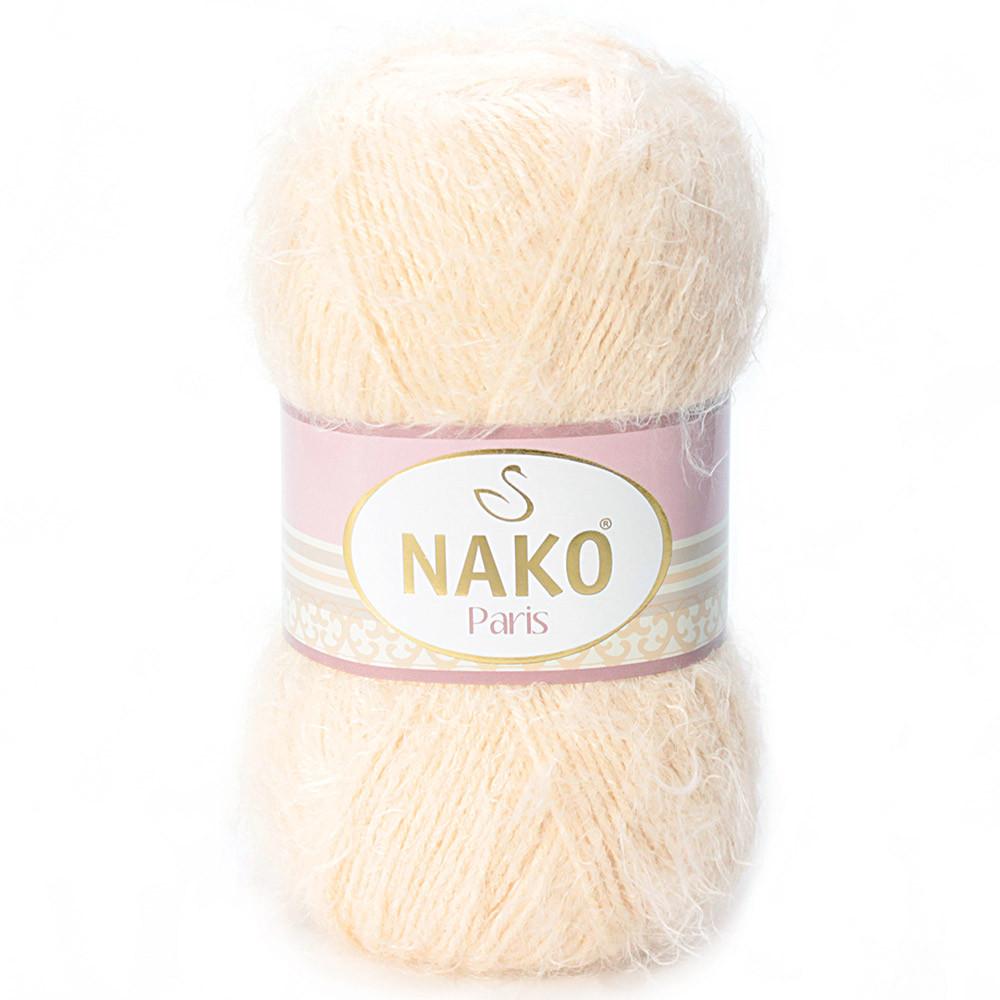 Турецька пряжа для в'язання Nako Paris