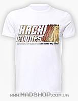 Футболка Hachi clones