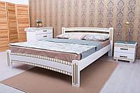 Кровать деревянная Милана Антик