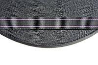 ТР 15мм (50м) черный+фиолетовый