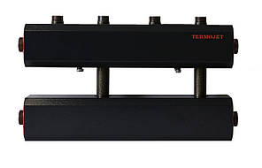 Коллектор стальной с креплением в кожухе К22В.125.(200) СК-212.125 (выход вверх)