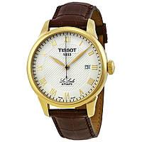 Часы мужские Tissot Le Locle Automatic Skeleton Back Men's Watch TIST41541373