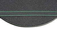 ТР 15мм (50м) черный+зеленый