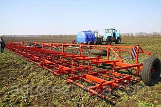 Агрегат для внесения жидких минеральных удобрений РЕАЛ ОЗП-24 Лозовские машины