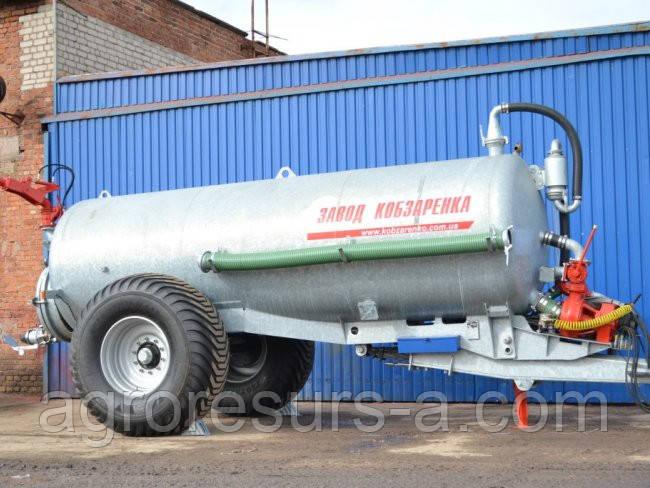 Цистерна для воды и жидких органических удобрений ВНЦ-10, Завод Кобзаренка