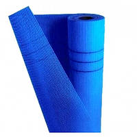 Сетка фасадная м145 синяя Вена