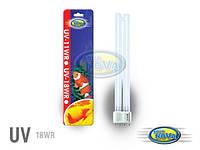 Cменная лампа для УФ стерилизатора AquaNova NUV-18 UV