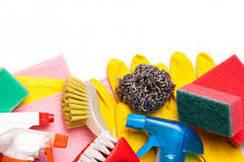 Товары для уборки кухни и дома