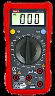UNI-T UTM 1132A (UT132A) мультиметр цифровой для измерения AC/DC напряжения, сопротивления, частоты тока