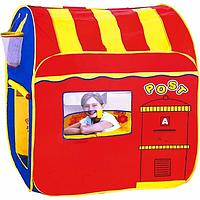 Палатка Маркет 8063: москитные сетки, вход, прилавок, сумка, 94х94х118 см, упаковка 43х42х5,5 см