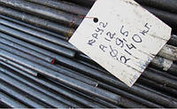 Круг стальной калиброванный Ø 6-40 ст. А12  ГОСТ 1414-75