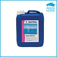 Жидкий дезинфектор Bayro Shock (Байрошок), Bayrol 5л