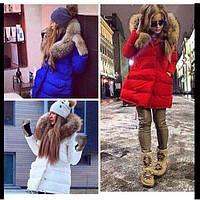 Куртка женская на синтепоне зимняя P5042