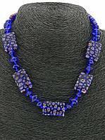 Бусы Муранское стекло 49 см. украшения из натуральных и искусственных камней № 014253