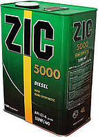 Масло моторное ZIC RV 10W-40,4л