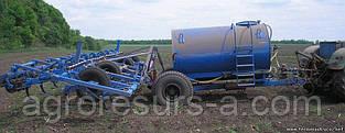 Агрегат для внесения амиачной воды АВА-8, Уманьфермаш