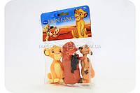 Пищалки фирменные «Король Лев» - (3 игрушки)