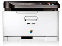 Кольоровий лазерний БФП Samsung CLX-3305W c Wi-Fi формату А4, фото 1