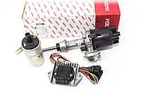 Бесконтактная система зажигания ВАЗ 2101-07 (1.2-1.3), МЗАТЭ-2 (БСЗ 38.000-01) (тр-р,катушка,пучок, коммут.)