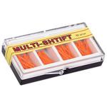 Штифт беззольный MULTI-SHTIFT (80 шт.), оранжевые 1.5
