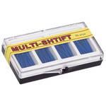 Штифт беззольный MULTI-SHTIFT (80 шт.), синие 1.6