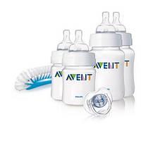 Набор для кормления новорожденных Avent Classic m