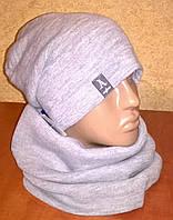 Комплекты шапка+хомут.