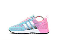 "Кроссовки Adidas Neo ""Pink/Turquoise"""