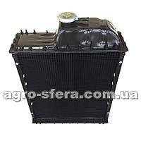 Радиатор водяного охлаждения МТЗ-80 4-х рядный 70У-1301.010 латунный (пр-во Оренбург)