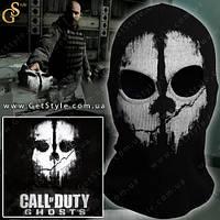 """Маска-балаклава из игры Call of Duty - """"Призрак"""""""