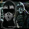 "Балаклава с игры Call of Duty - ""Skull Face"""
